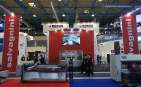 Exhibition Stand at Metalloobrabotka 2015