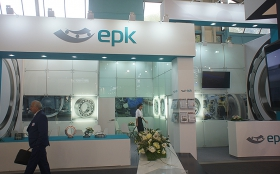 EPK Exhibition Stand at Expo 1520