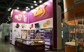 KIMS Exhibition Stand at InterCHARM 2016