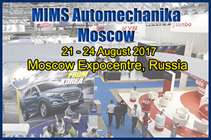 The MIMS Automechanika Moscow opened