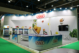 VICIUNAI Group exhibition stand at PRODEXPO-2017