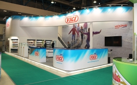 Viciunai Group Exhibition Stand at PRODEXPO 2015