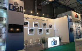 SVAP Exhibition Stand at KIOGE 2014