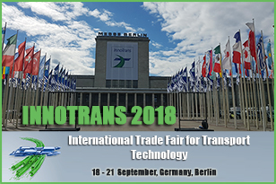 Building Up Exhibition Stands for InnoTrans 2018 in Berlin