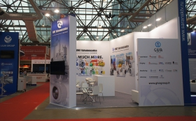 Exhibition Stand at MIOGE 2015