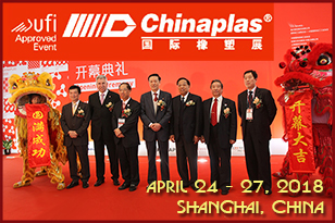 CHINAPLAS, the Largest Asian Exhibition of Plastics and Rubber, Opens its Doors in Shanghai