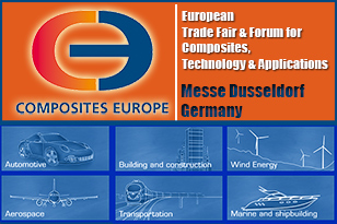 Innovative Specialized Ultra-Light-Weight Hybrid Composite Materials to Be Shown at COMPOSITES EUROPE-2016 Exhibition in Germany