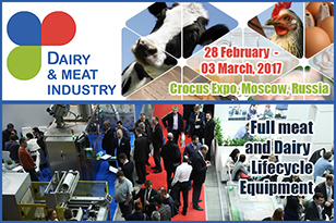 Meat and Dairy Industry Exhibition Is Back in Moscow