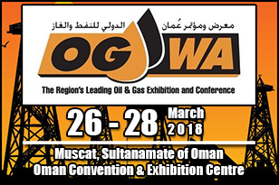 OGWA 2018 is the largest Middle East event held in Oman