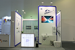 Rolling Stock Manufacturers Association Stand at Innotrans 2018