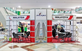 Exhibition Stand at OGT 2010