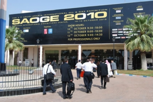 SAOGE 2010, the 3rd Saudi Arabia International Oil and Gas Exhibition, took place in Dammam, Saudi Arabia