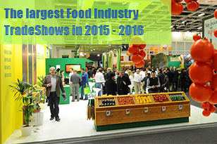 FRESHEXPO invites companies to participate with a booth in the largest food industry exhibitions in Russia and abroad!