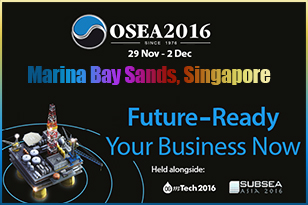1000+ Oil & Gas Companies at OSEA-2016 Exhibition in Singapore