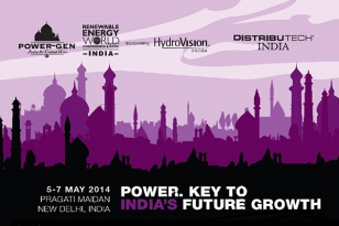 Power-Gen India & Central Asia 2014, International Exposition of Power Generation in India and Central Asia, took place in New Delhi, India