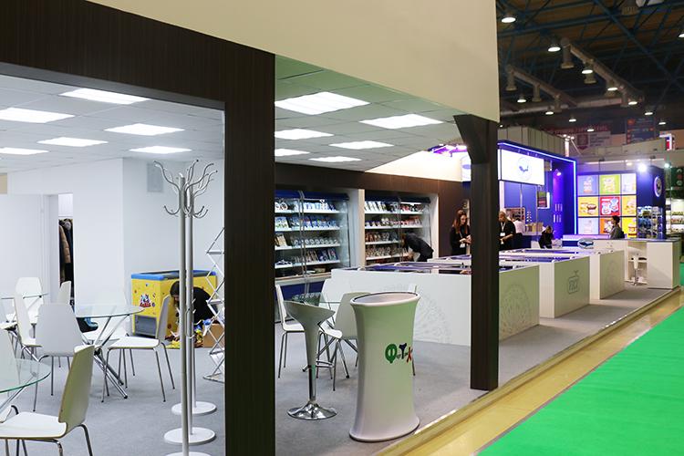 Exhibition Stand Double Decker : Double decker exhibition stands: advantages & specifications