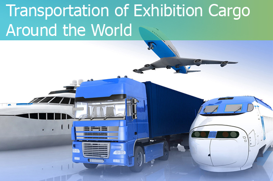 Transportation of Exhibition Cargo Around the World - FRESHEXPO company