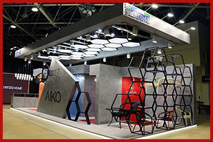 The FRESHEXPO team constructed exhibition stands for Uzbekistan Furniture Association in Mebel exhibition