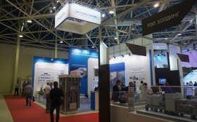 System-Service Exhibition Stand at MIOGE 2015