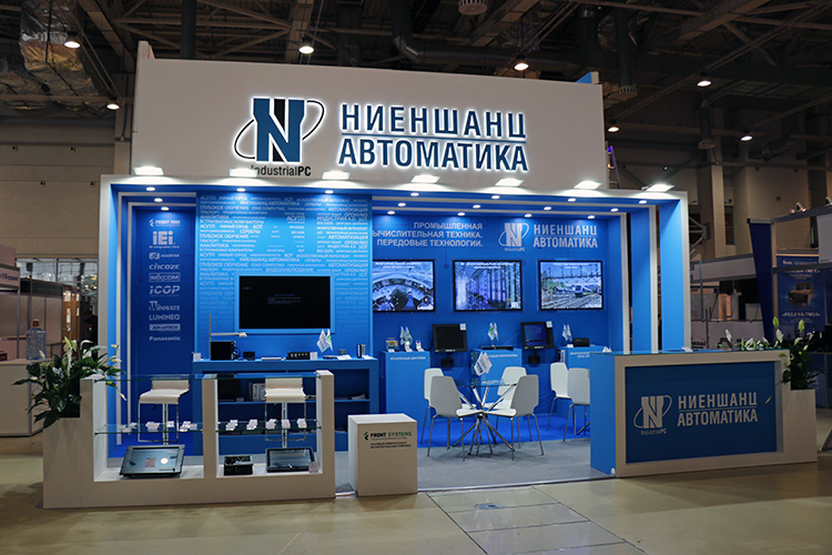 Uzbekistan Furniture Association exhibition stand at MEBEL 2019