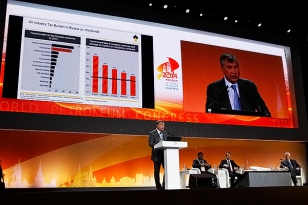 The 21st World Petroleum Congress 2014 in Moscow, Russia