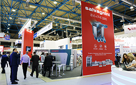 Exhibition Stand at METALLOOBRABOTKA 2016