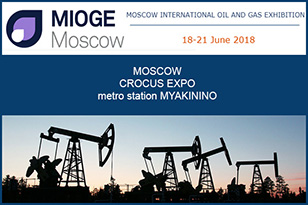 MIOGE, one of the most important event in oil&gas industry opens its doors in Moscow