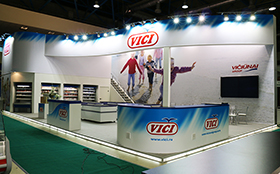 VICIUNAI Group Exhibition Stand at PRODEXPO 2016