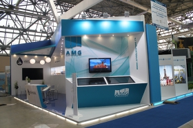 Exhibition Stand at MIOGE 2011