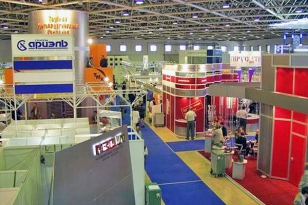 Metallurgy. Litmash 2012, the International Exhibition, in Moscow, Russia