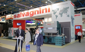 Exhibition Stand at Metalloobrabotka 2014