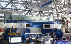 Exhibition Stand at MIOGE 2013
