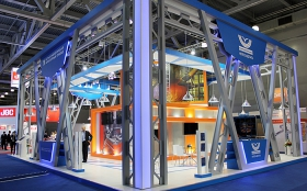 Exhibition Stand at WPC 2014