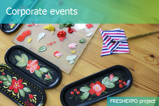 СORPORATE EVENTS by FRESHEXPO