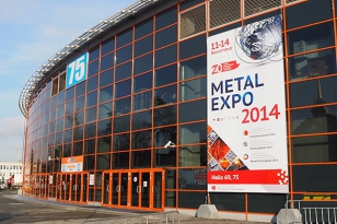 Metal-Expo 2014 - International Industrial Exhibition