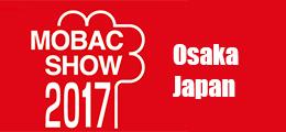 MOBAC SHOW 2019 (Osaka, Japan) - Stand Building