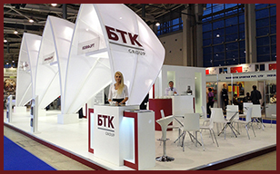 Exhibition Stand Construction: Manufacturing, Assembling and Disassembling