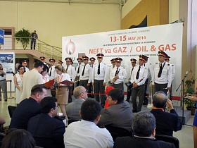 OGU 2014, Uzbekistan International Exposition and Conference for Oil & Gas, took place in Tashkent
